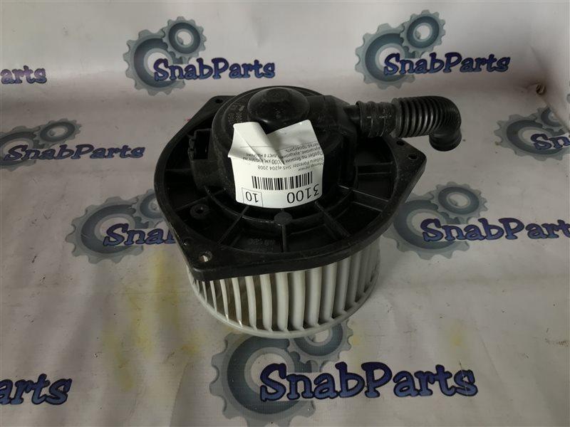 Мотор печки Subaru Forester SH5 EJ204 2008