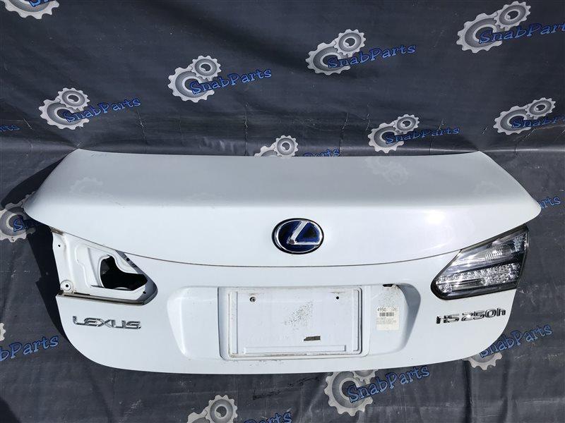 Стоп-вставка Lexus Hs250H ANF10 2AZFXE 2010 правая
