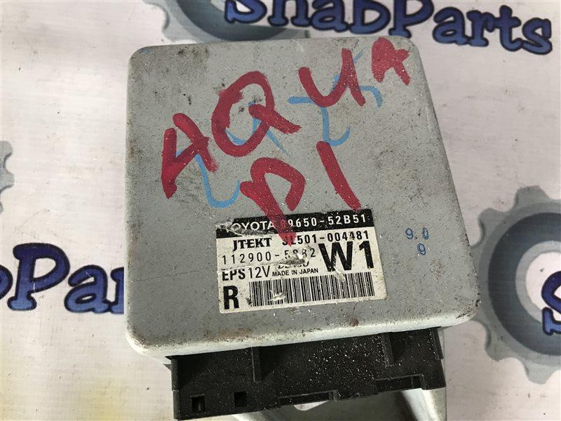 Блок управления рулевой рейкой Toyota Aqua NHP10 1NZFXE 2012