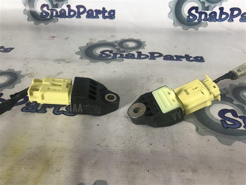 Датчик airbag Toyota Prius ZVW30 2ZR-FXE 2010 задний правый