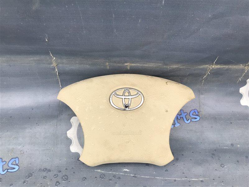 Airbag водительский Toyota Brevis JCG10 1JZ-FSE 2006