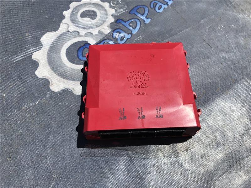 Блок abs Toyota Brevis JCG10 1JZ-FSE 2006