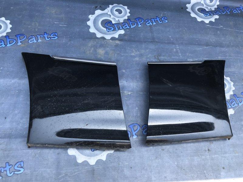 Молдинг на крыло Toyota Celsior UCF31 3UZ-FE 2004 передний правый
