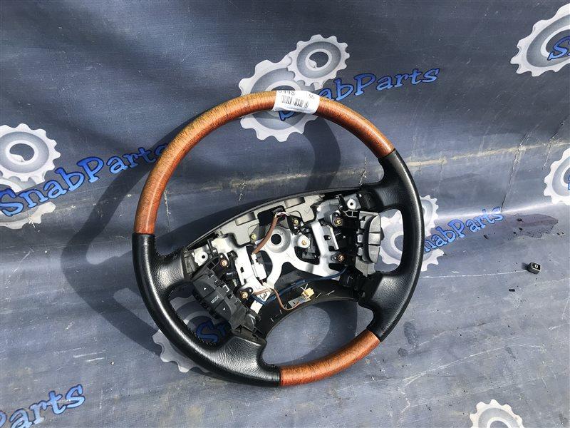 Руль Toyota Celsior UCF31 3UZ-FE 2004