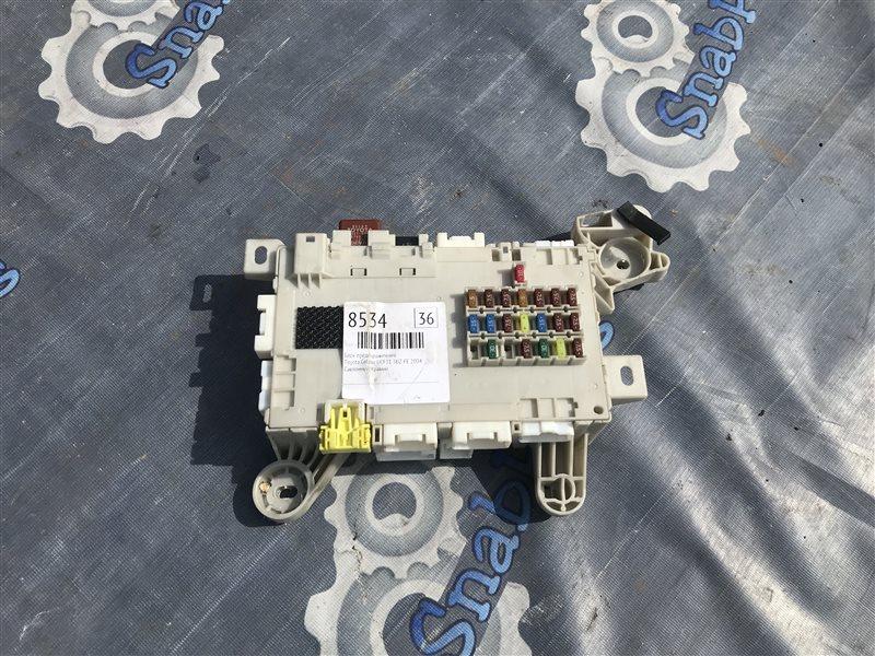 Блок предохранителей Toyota Celsior UCF31 3UZ-FE 2004