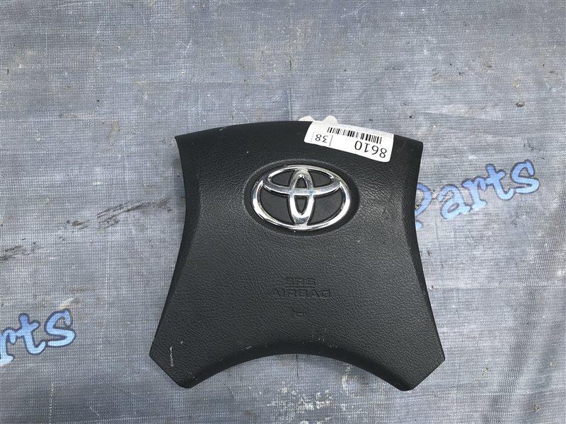 Airbag водительский Toyota Allion ZRT265 2ZR-FAE 2012