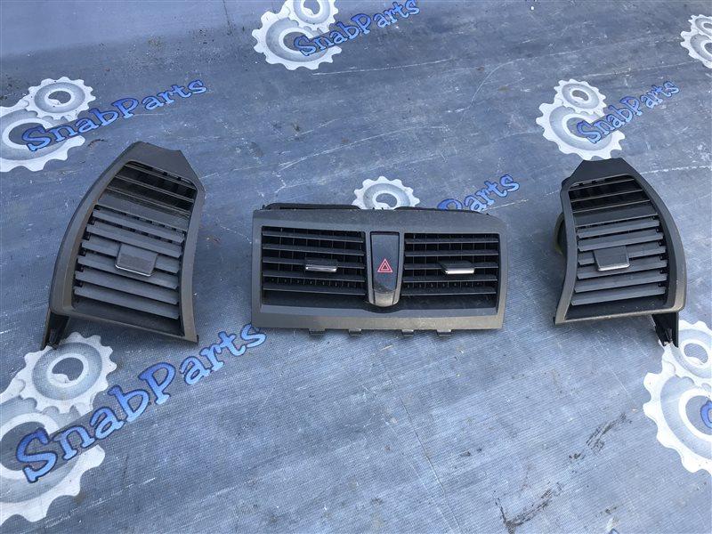 Воздуховод Toyota Allion ZRT265 2ZR-FAE 2012 передний