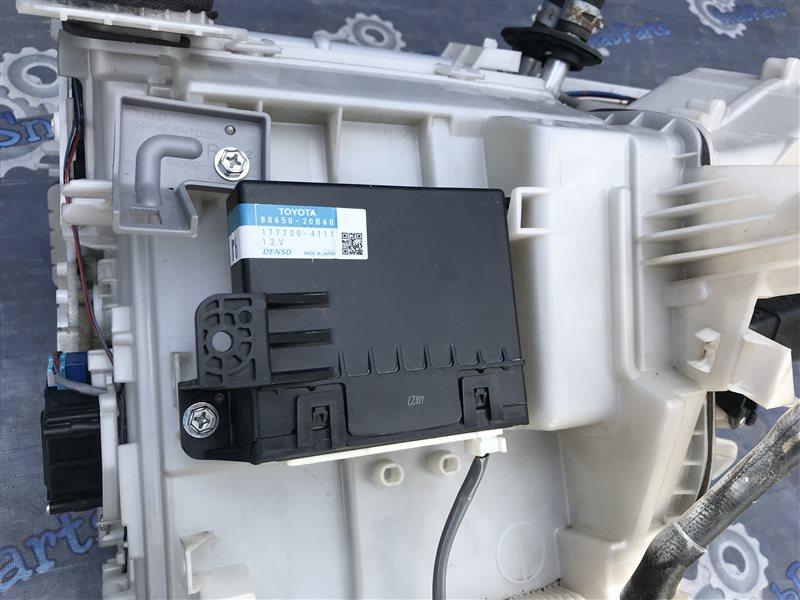 Блок управления Toyota Allion ZRT265 2ZR-FAE 2012