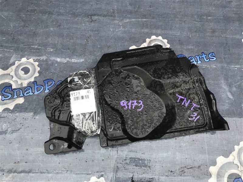 Защита двс Nissan X-Trail TNT31 QR25DE 2008 левая