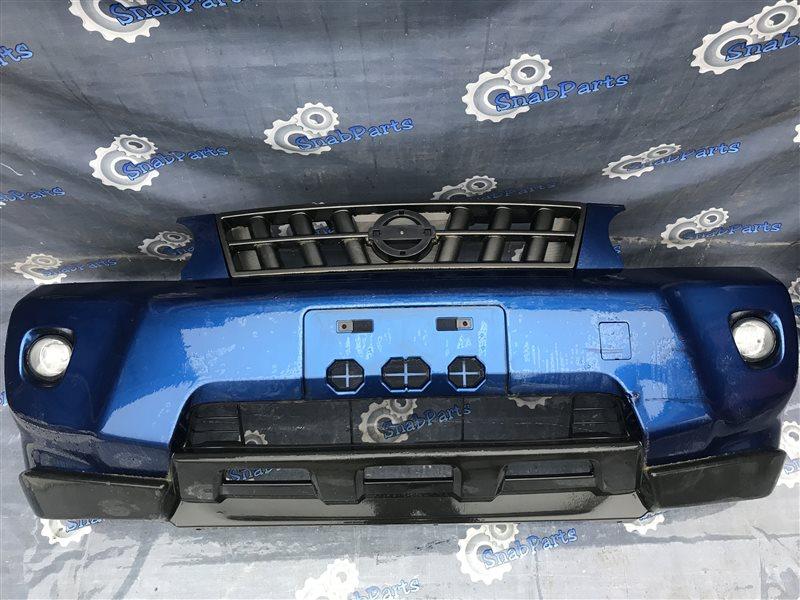 Бампер Nissan X-Trail TNT31 QR25DE 2008 передний