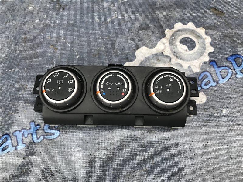 Блок климат-контроля Nissan X-Trail TNT31 QR25DE 2008