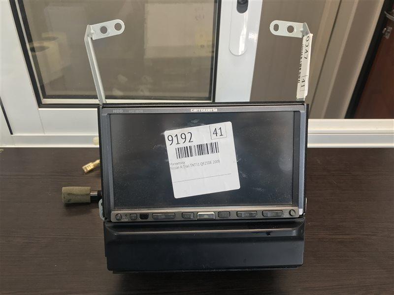 Магнитофон Nissan X-Trail TNT31 QR25DE 2008