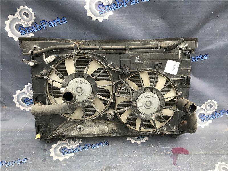 Радиатор кондиционера Toyota Prius ZVW30 2ZR 2010