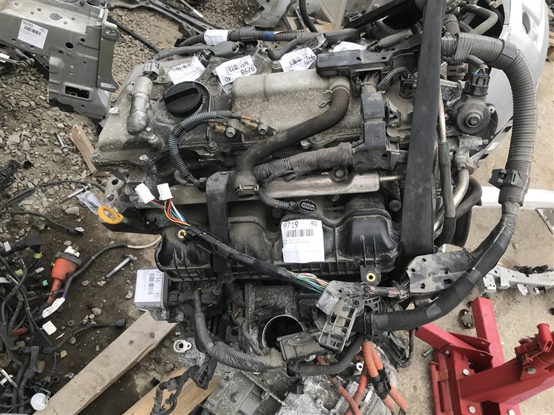 Коллектор впускной Toyota Prius ZVW30 2ZR 2010
