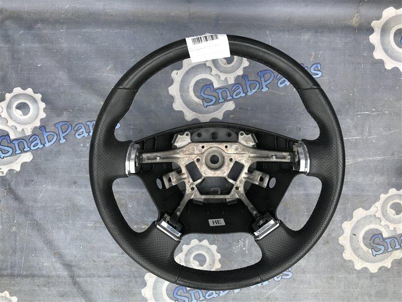 Руль Nissan Fuga PNY50 VQ35HR 2009