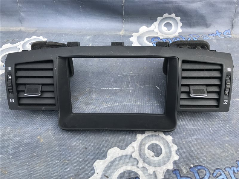 Рамка магнитофона Nissan Fuga PNY50 VQ35HR 2009