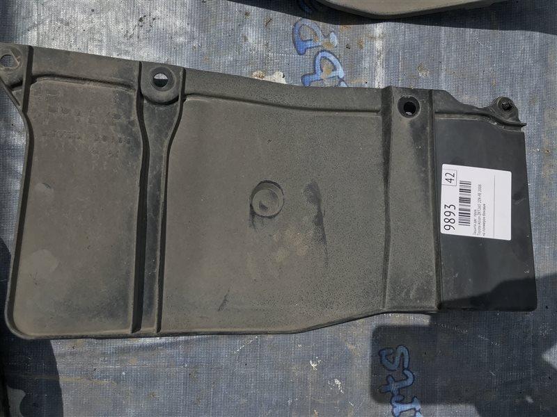 Защита двс Toyota Allion ZRT265 2ZR-FE 2008 правая
