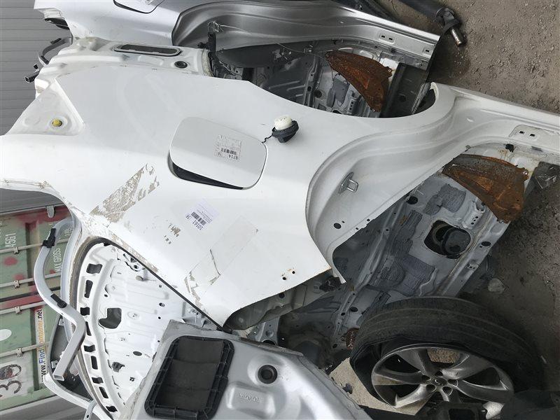 Крыло Toyota Allion ZRT265 2ZR-FAE 2012 заднее левое
