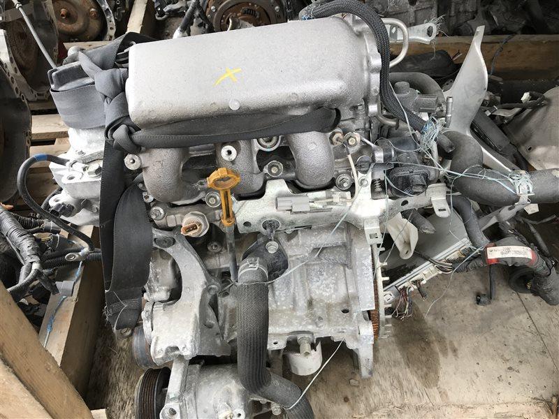 Двс Nissan Note E12 HR12DDR 06.2013