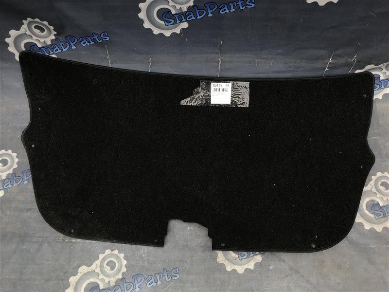 Обшивка крышки багажника Toyota Premio ZRT265 2ZR 2008