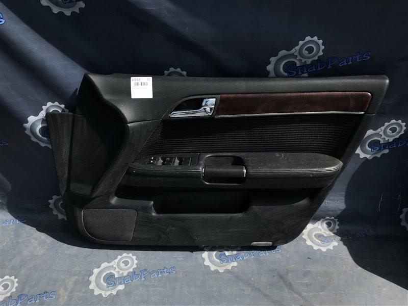 Обшивка дверей Nissan Fuga PNY50 VQ35HR 2008 передняя правая