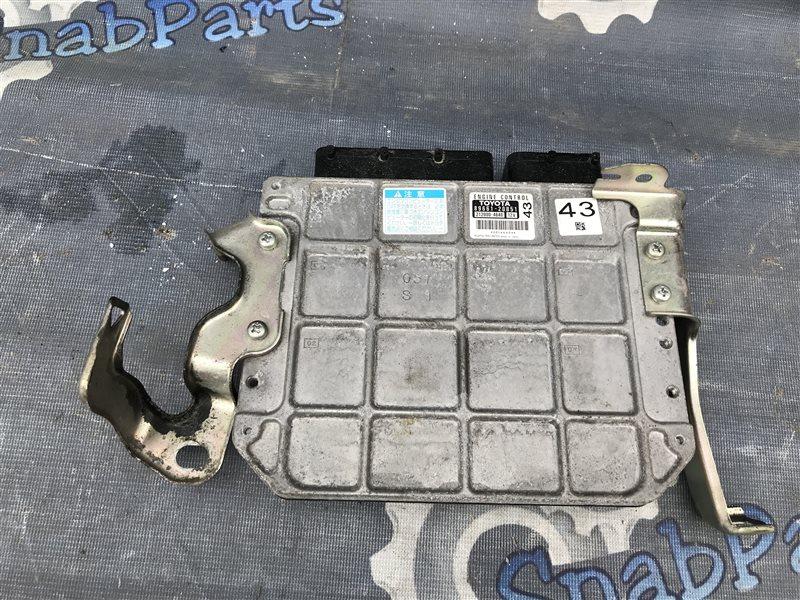 Блок efi Toyota Allion ZRT265 2ZR-FE 2008