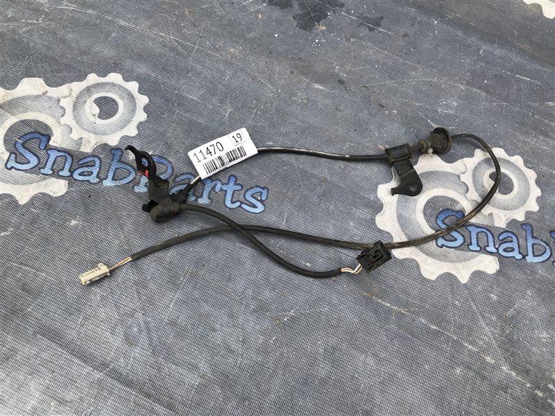 Датчик abs Toyota Aqua NHP10 1NZFXE 2009 задний левый