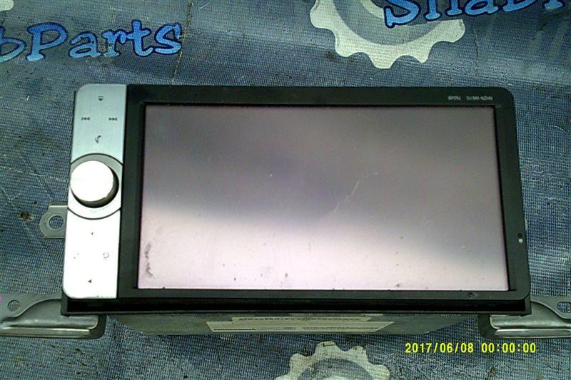 Магнитофон Toyota Prius ZVW30 2ZR-FXE 2010
