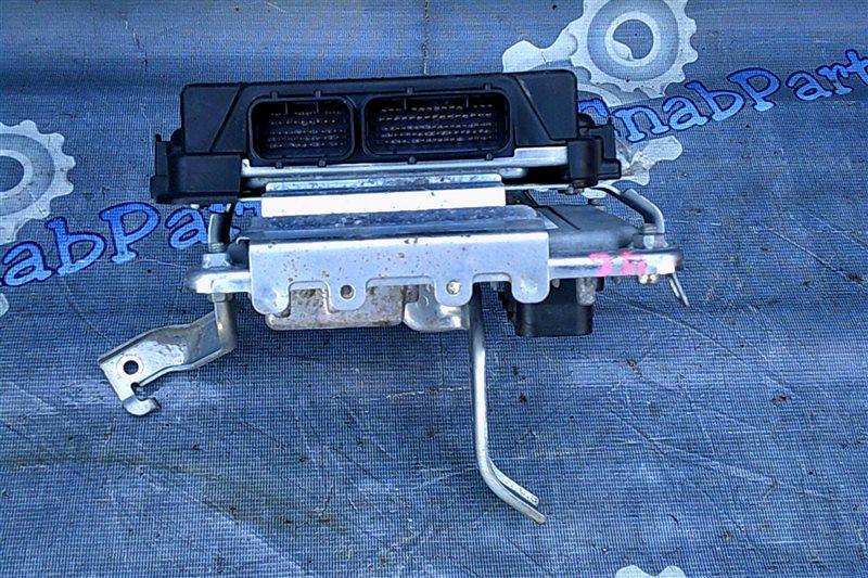 Блок efi Honda Fit GP5 LEB 2014