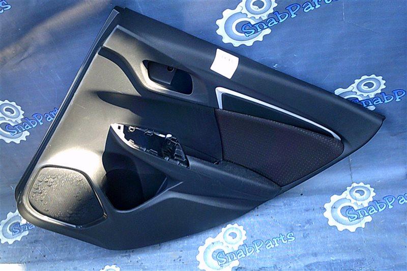 Обшивка дверей Honda Fit GP5 LEB 2014 задняя правая