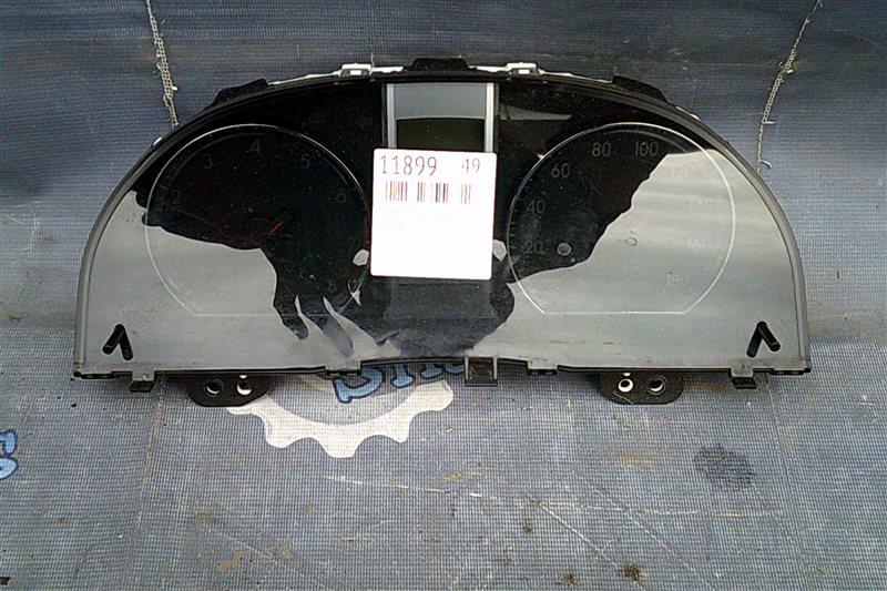 Приборная панель Toyota Allion ZRT265 2ZR-FAE 2011