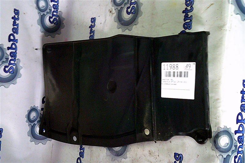 Защита двс Toyota Allion ZRT265 2ZR-FAE 2011 левая