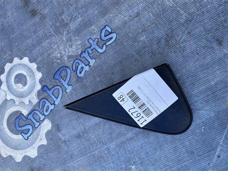 Уголок крыла Toyota Premio ZRT265 2ZR-FE 2008 левый