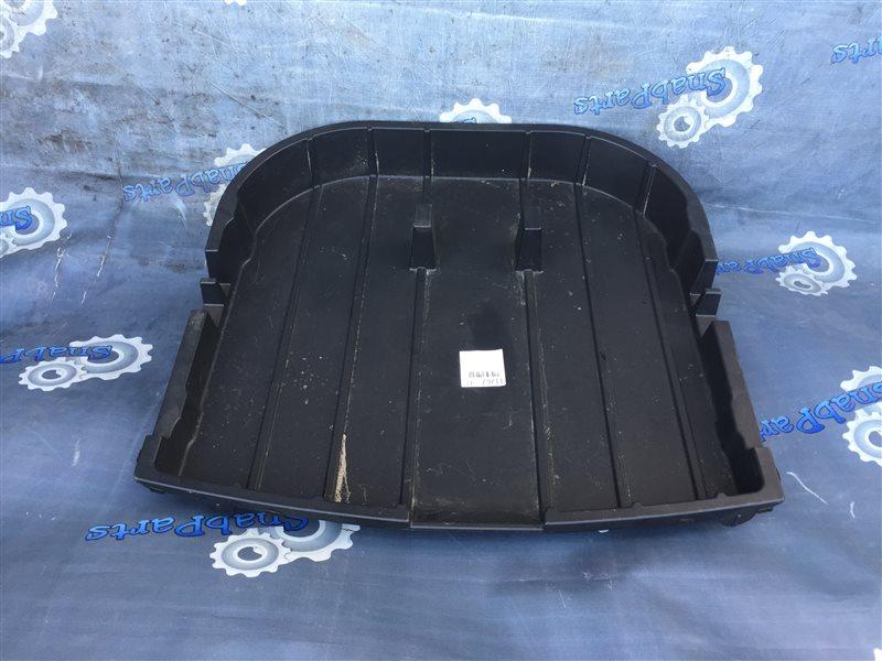 Пол багажника пластик Toyota Fielder NKE165G 1NZ-FXE 2014