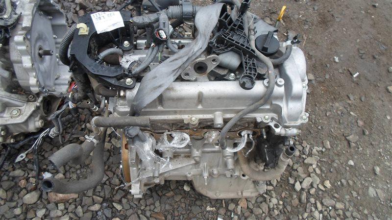 Коса двс Toyota Fielder NKE165G 1NZ-FXE 2014