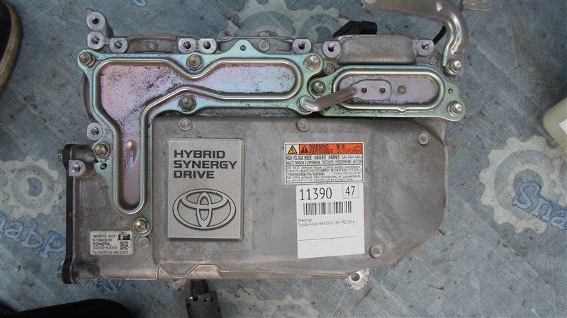 Инвертор Toyota Fielder NKE165G 1NZ-FXE 2014