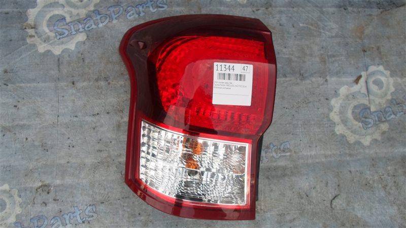 Стоп-сигнал Toyota Fielder NKE165G 1NZ-FXE 2014 левый