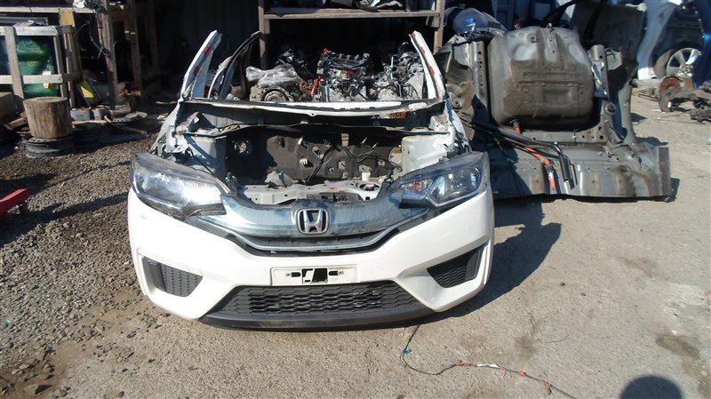 Nose-cut Honda Fit GP5 LEB 2014