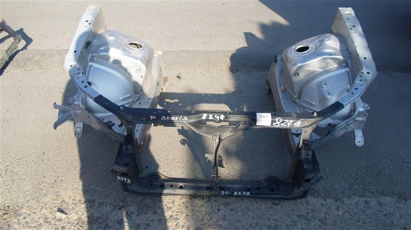 Телевизор Toyota Brevis JCG10 1JZ-FSE 2006