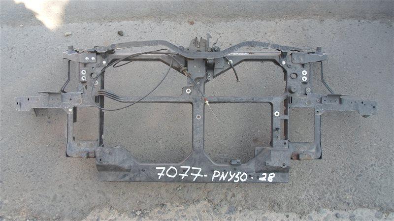 Телевизор Nissan Fuga PNY50 VQ35HR 2008
