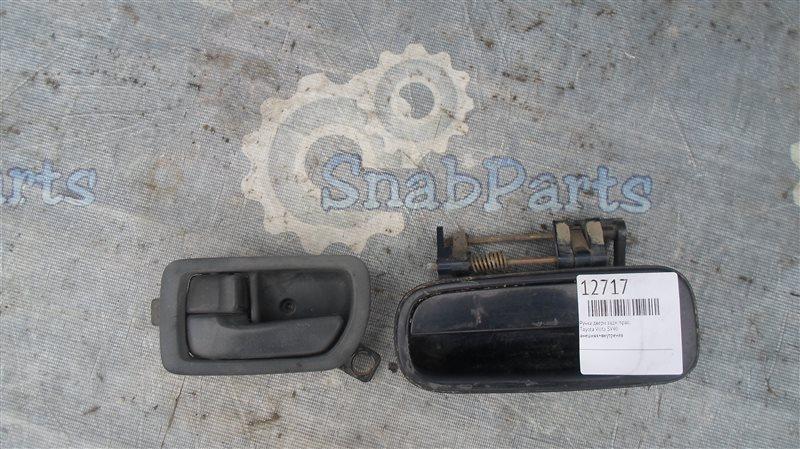 Ручка двери Toyota Vista SV40 задняя левая