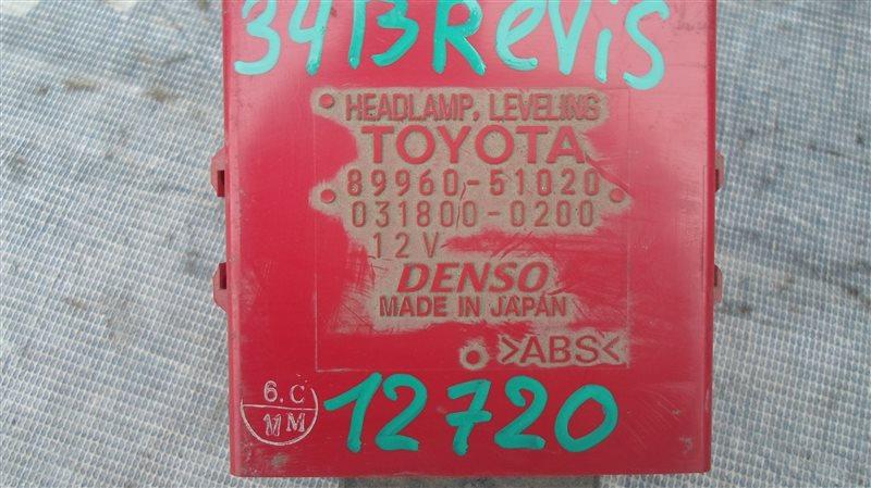 Электронный блок Toyota Brevis JCG10 1JZ-FSE 2006