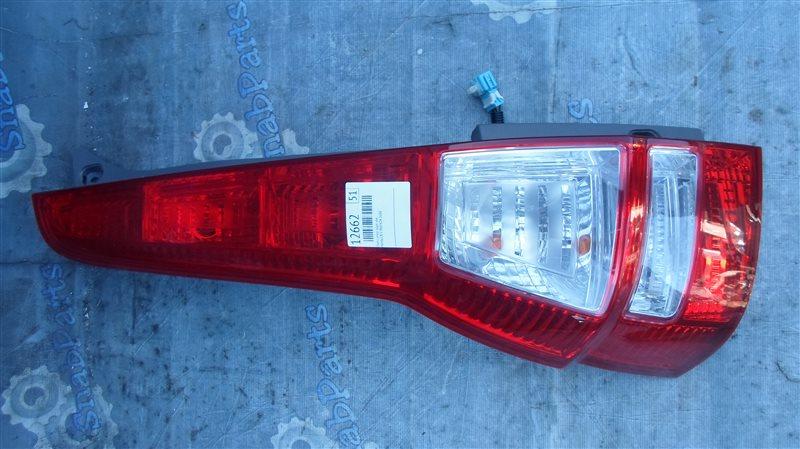 Стоп-сигнал Honda Cr-V RE4 K24 2008 задний левый