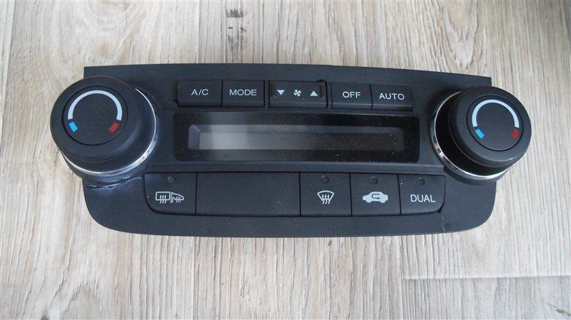Блок климат-контроля Honda Cr-V RE4 K24 2008