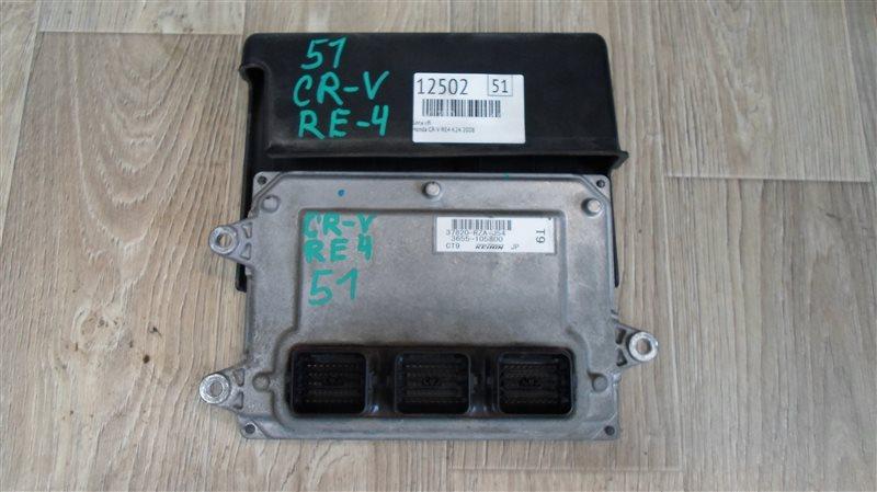 Блок efi Honda Cr-V RE4 K24 2008