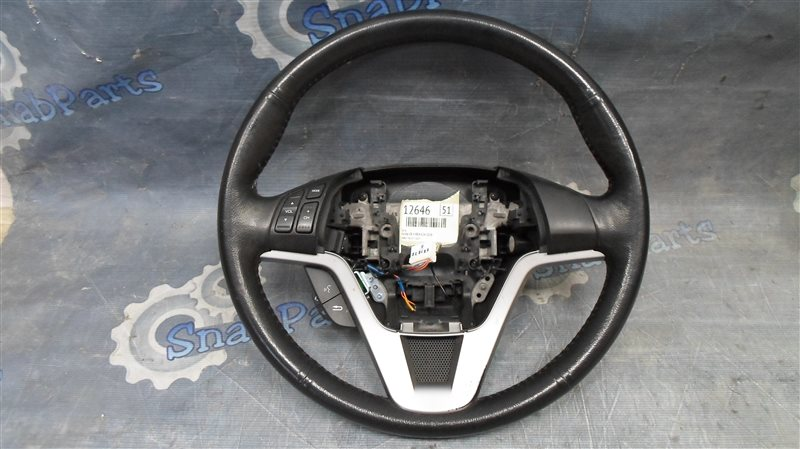 Руль Honda Cr-V RE4 K24 2008