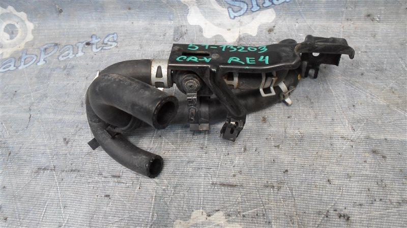 Кран печки Honda Cr-V RE4 K24 2008
