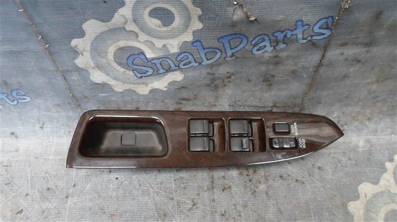 Блок упр. стеклоподьемниками Toyota Mark 2 JZX90 1JZ-GE 1994 передний правый