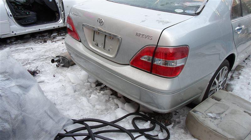 Бампер Toyota Brevis JCG11 2JZ-FSE 2005 задний