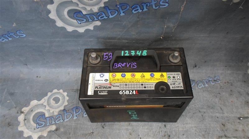Аккумулятор Toyota Brevis JCG10 1JZ-FSE 2006